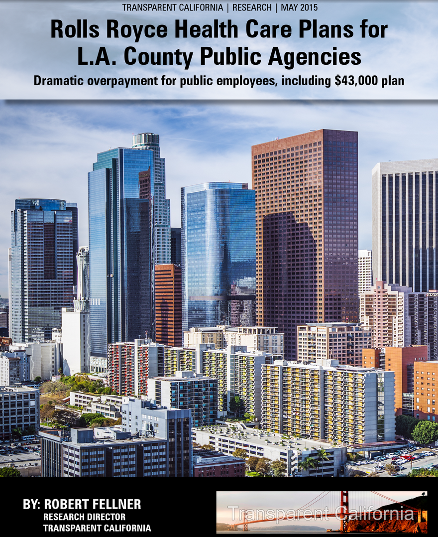 LA Water District paid $42,942 for a single employee's ...